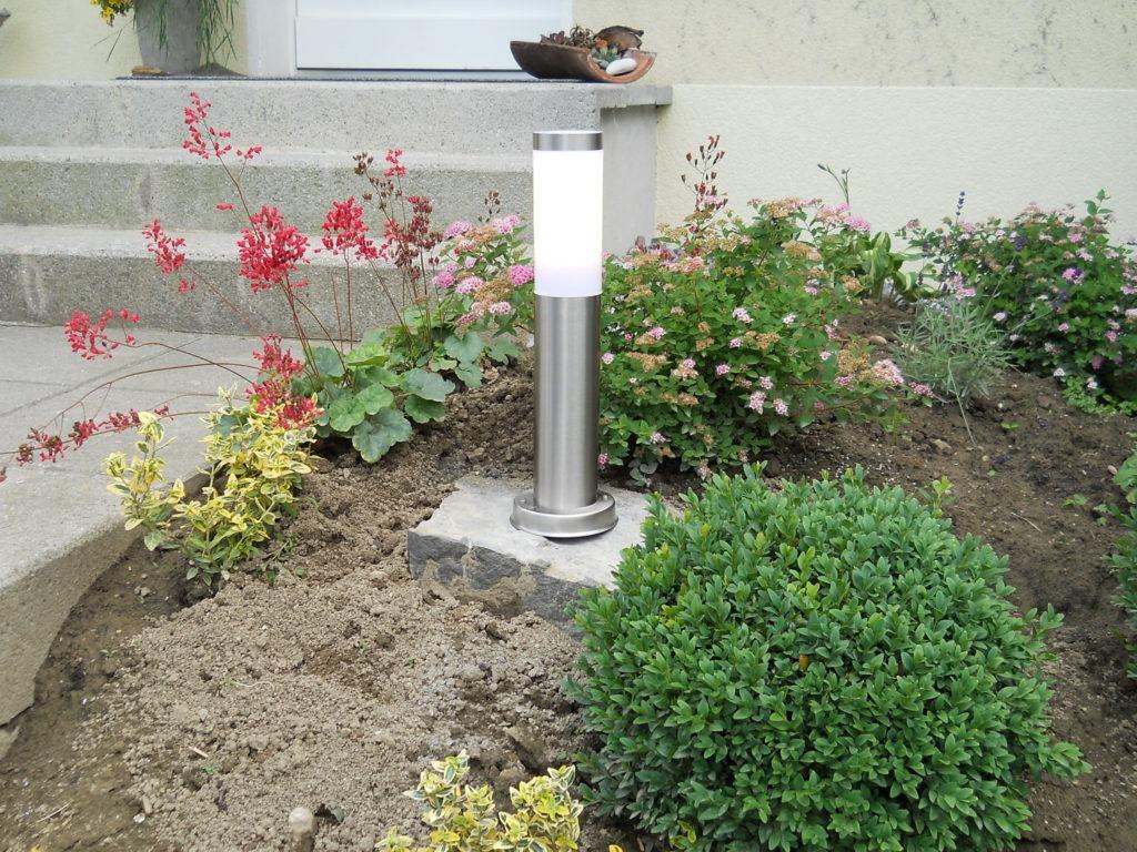 Beleuchtung Licht Pollerleuchte Gartenbeleuchtung Wegbeleuchtung