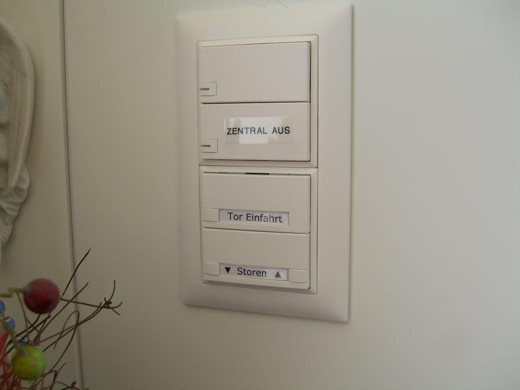 KNX BUS Schalter Ediziodue