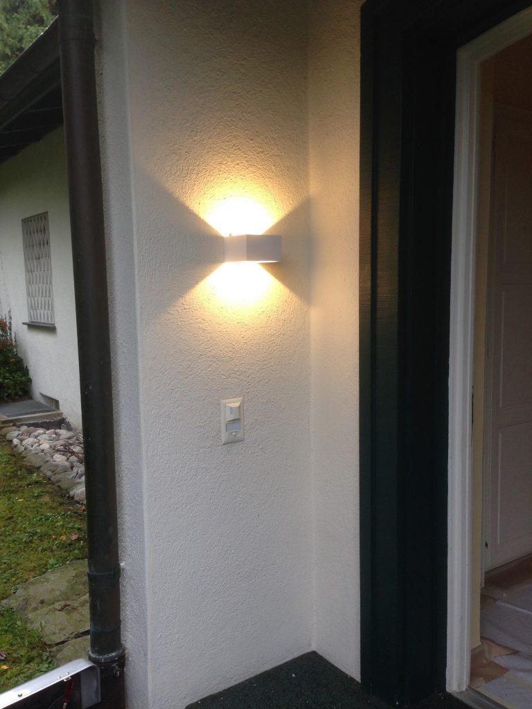 Wandlampe Wandlicht Beleuchtung Wand